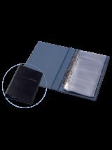 Визитницы и файлы для визиток