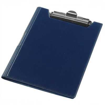 Папка-планшет Panta Plast А4, темно-синій