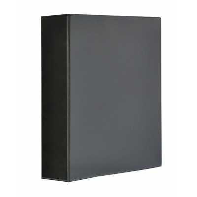 Реєстратор Панорама Panta Plast А4 / 4D 70мм, чорний