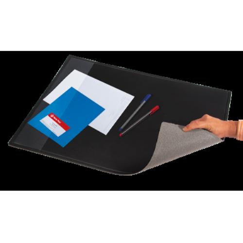Підкладка для письма чорна 652x512мм
