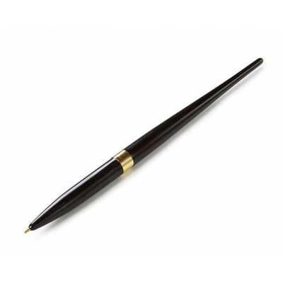 Ручка шариковая для настольных наборов, корпус темно-синий