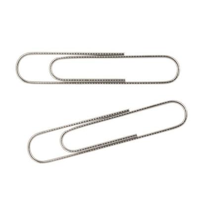 Скрепки Axent никелированные, 78 мм, 50 шт. (4103-A)
