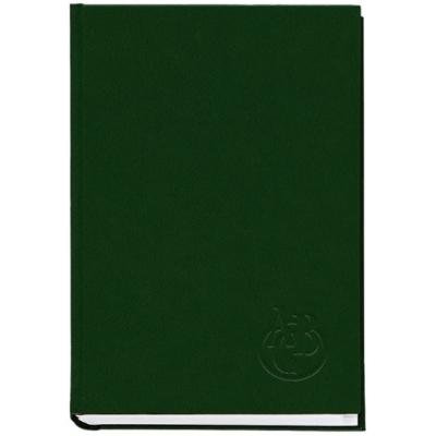 Книга алфавитная, А5, 112 листов, зеленый