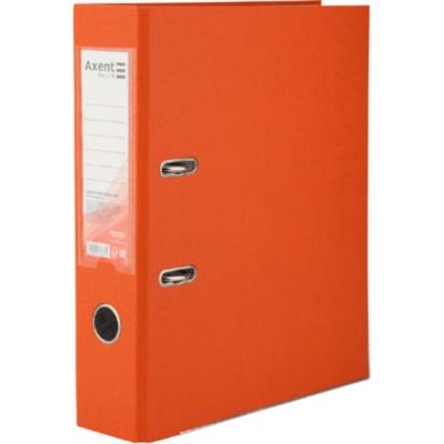 Регистратор односторонний Axent А4/7,5 см, оранжевый