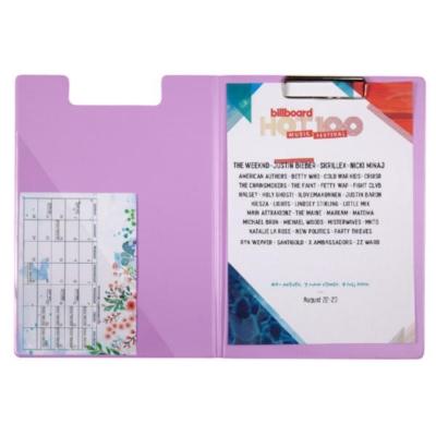 Папка-планшет 2514-36-A, Pastelini, А4, сиреневая