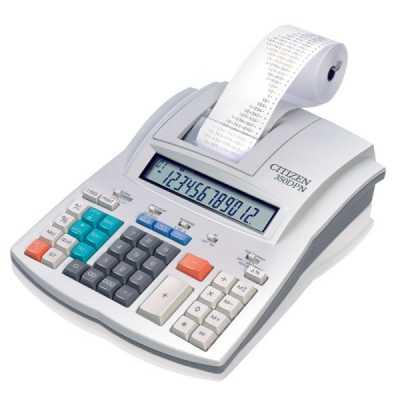 Калькулятор Citizen 350DP