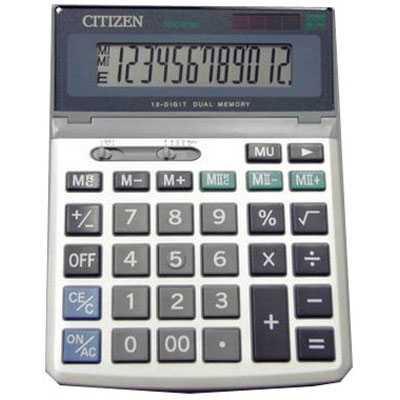 Калькулятор Citizen SDС-9790