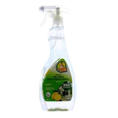 Средство для стекла Фрекен Бок Лимон с распылителем 500 мл