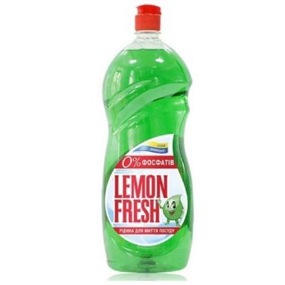 Средство для мытья посуды LEMON FRESH 1500мл