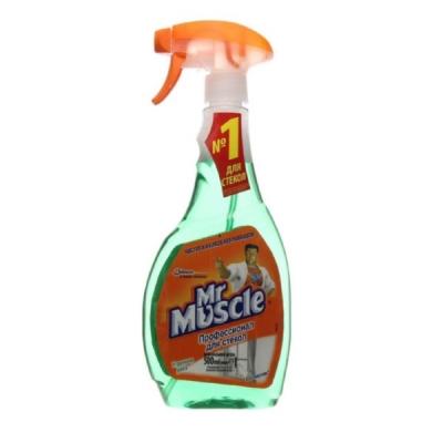 Средство для стекла Мистер Мускул с распылителем