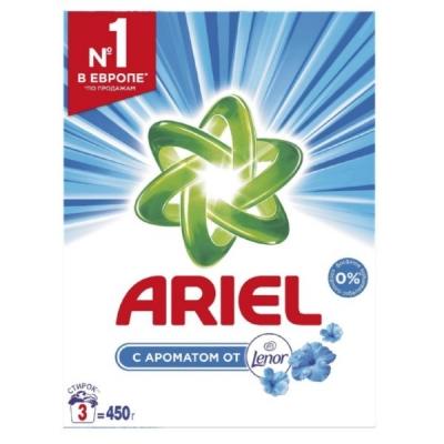 Стиральный порошок ARIEL 450г автомат