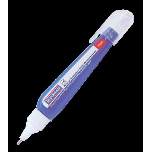 Корректор-ручка Donau 10мл (7618001PL-99)