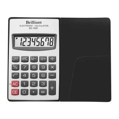Калькулятор Brilliant BS-1008