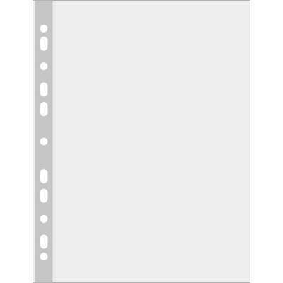 Файл глянцевий А4 + Axent 40мкм, 100 шт/уп