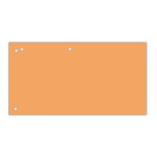 Розділювачі картонні 100шт / уп. помаранчеві