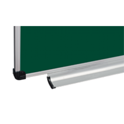 Дошка настінна для крейди 400х100см трисекційна ABC
