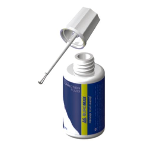 Корректирующая жидкость Buromax 20мл с кисточкой