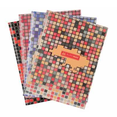 "Книга учета ""Mosaic"" А4 80 листов клетка"
