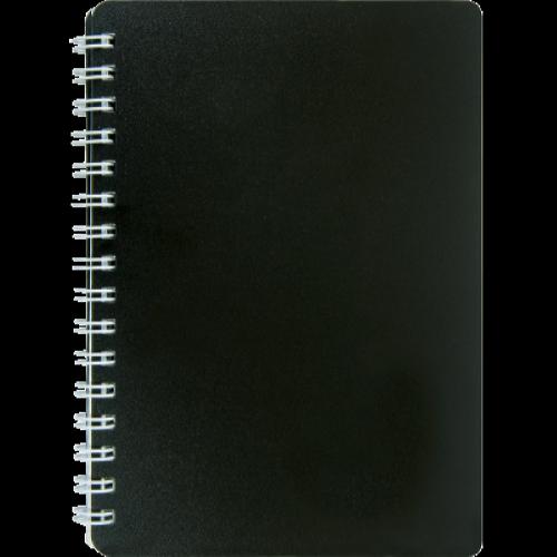 Зошит Classic А6 80 аркушів, чорний