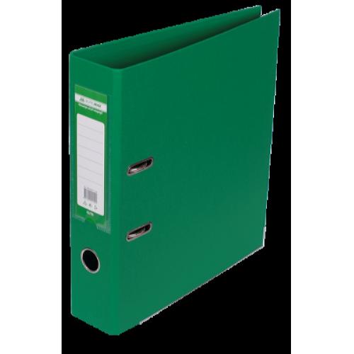 Регистратор двухсторонний Buromax А4/70мм зеленый