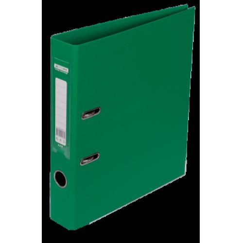 Регистратор двухсторонний Buromax А4/50мм зеленый