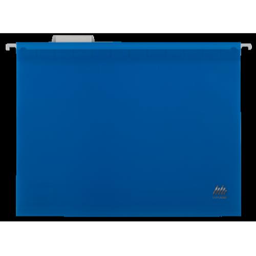 Файл підвісний пластиковий А4 BM.3360-02, синій