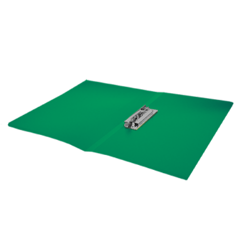Папка з притиском А4 Buromax, зелена BM.3401-04