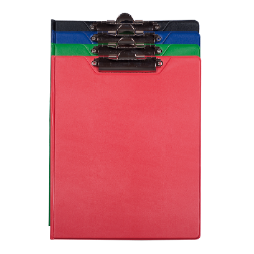 Папка-планшет Buromax А4, асорті