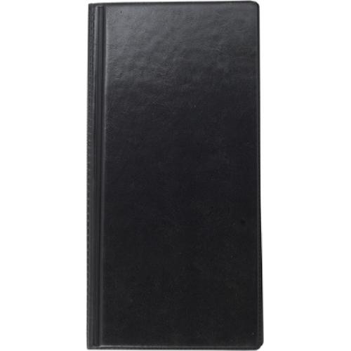 Візитниця на 96 візиток, вініл чорна (BM.3521-01)