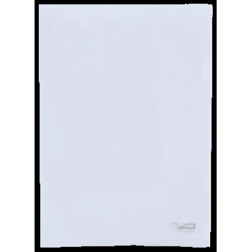 Папка-уголок 120мкм А4 Buromax, прозрачная