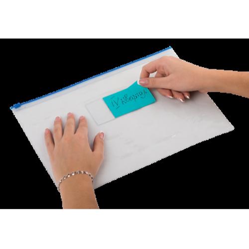 Папка-конверт на блискавці А4 BM.3946-04, зелена