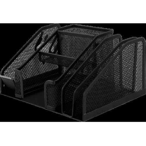 Прилад настільний 210x150x100мм, чорний