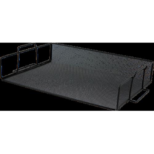 Лоток горизонтальный металлический BM.6251, черный