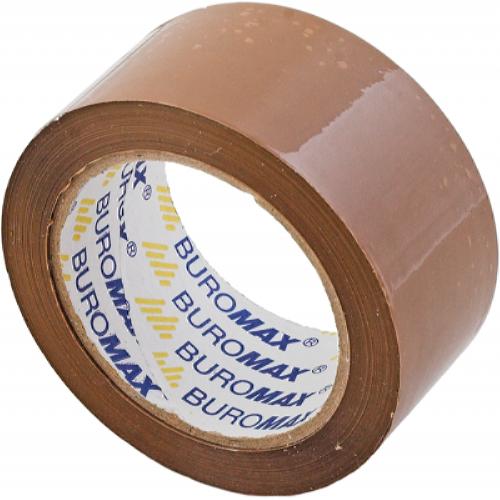 Скотч пакувальний 48мм x 66м х 45мкм коричневий