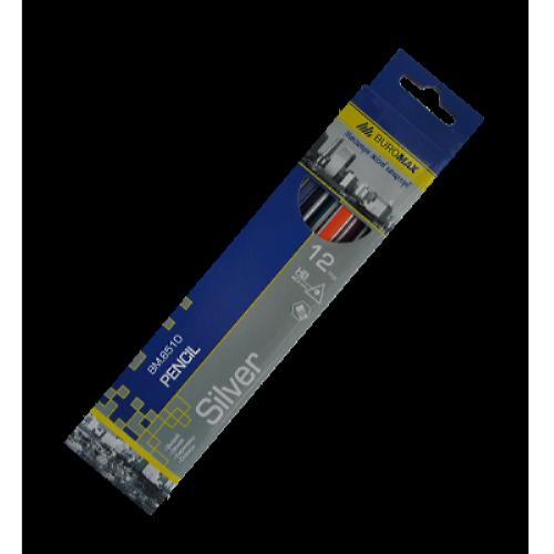 Карандаш графитовый с ластиком BM.8510 BuroMax