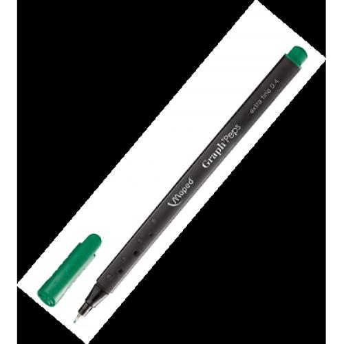 Лайнер GRAPH PEPS 0,4мм зеленый
