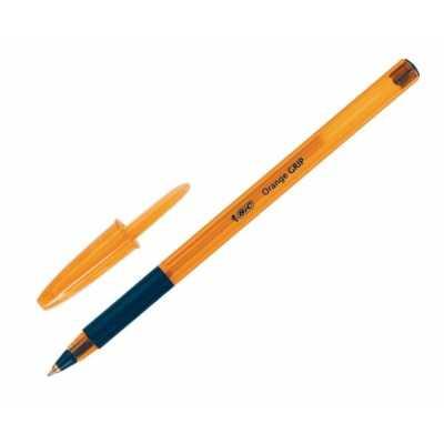 Ручка шариковая Bic Orange Grip синяя