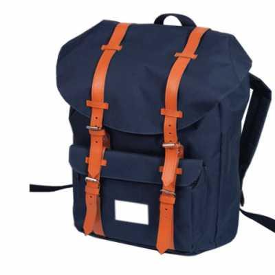 Рюкзак Simple REDDISH BELT