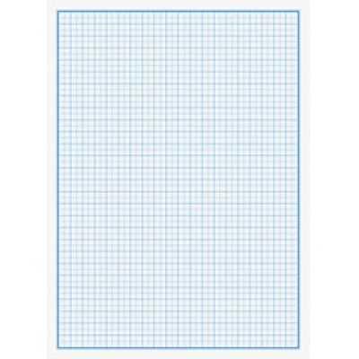 Папір міліметровий А3 10 аркушів 80г / м2