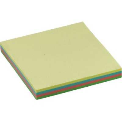 Блок паперу для нотаток з клейким шаром Декор 76х76мм