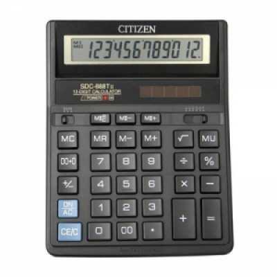 Калькулятор Citizen SDС-888