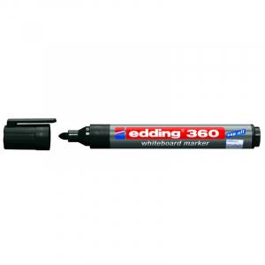 Маркер Edding Board e-360 1,5-3 мм круглый черный