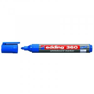 Маркер Edding Board e-360 1,5-3 мм круглый синий