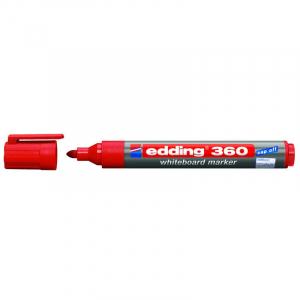 Маркер Edding Board e-360 1,5-3 мм круглый красный