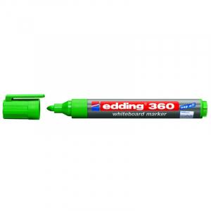 Маркер Edding Board e-360 1,5-3 мм круглый зеленый