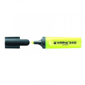 Маркер текстовий Edding Highlighter e-345 2-5 мм  жовтий