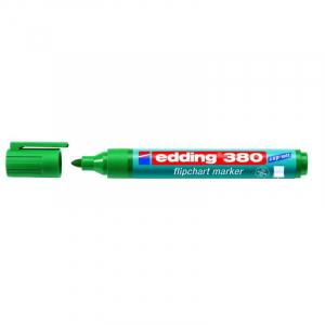 Маркер для фліпчарту Edding Flipchart e-380 1,5-3 мм круглий зелений