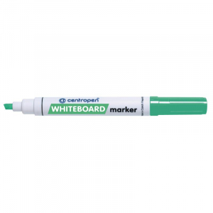 Маркер Centropen Board 8569 1-4,6 мм клиновидный зеленый