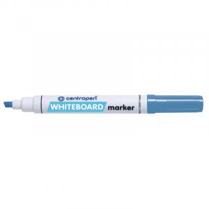 Маркер Centropen Board 8569 1-4,6 мм клиновидный синий