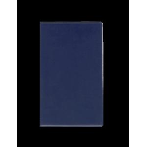 Папка для счета официанта, темно-синяя
